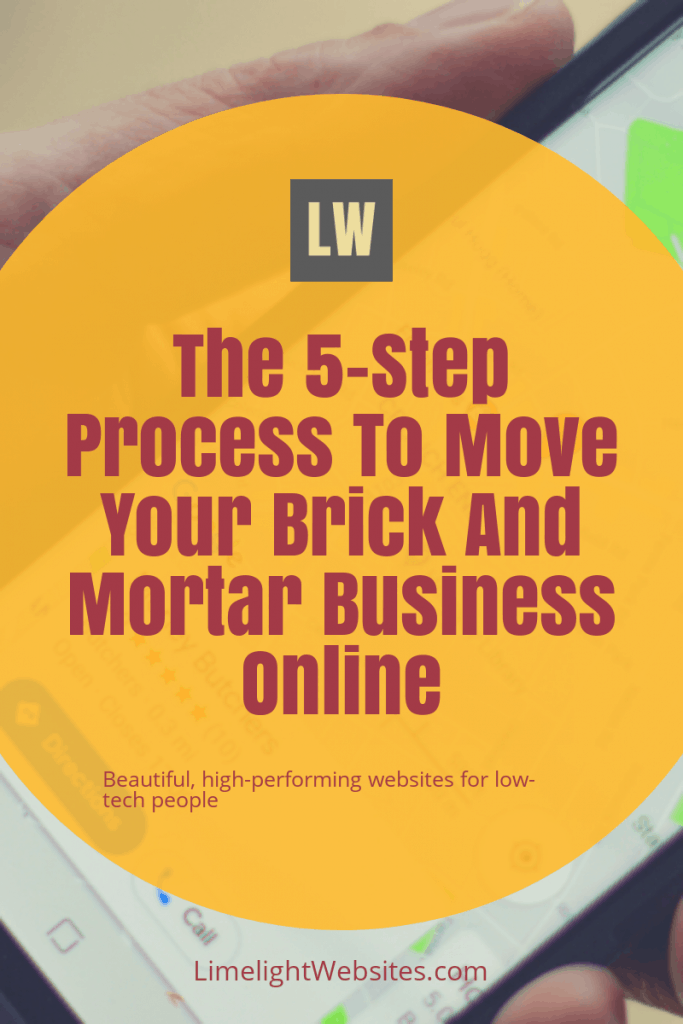 Limelight-Websites-800x1200-Pinterest-5-step-process-to-move-your-brick-and-mortar-business-online-Pinterest